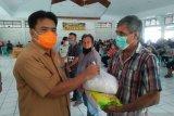 Pemerintah Kabupaten Sangihe salurkan bantuan pangan kepada 1.280 kk