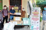 BKI cabang Makassar salurkan APD bagi tenaga medis di RSUD Haji