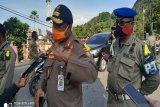 Masyarakat Jayapura mulai patuhi pembatasan aktivitas terkait pandemi COVID-19
