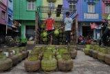 Konsumsi LPG di Sumbagsel selama pandemi meningkat