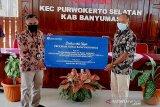 BI Purwokerto salurkan bantuan warga terdampak COVID-19