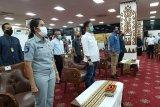 Jasa Raharja bersama Satgas BUMN Lampung serahkan bantuan APD