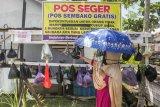 Pos Sembako Gratis Antarwarga Terdampak Pandemi COVID-19