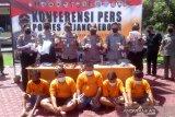 Polisi selidiki sindikat narkoba antar-provinsi