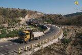 PUPR:  jalan Sabuk Merah di NTT dukung jalur logistik
