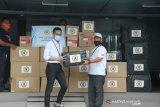 Bantu tangani COVID-19, Karpowership Indonesia salurkan APD