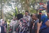 Tidak masuk penerima bantuan, warga Simpang Tigo Pasbar unjuk rasa datangi Dinas Sosial