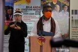 Kasus transmisi lokal COVID-19 di Kota Kupang semakin meluas