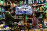 Bulog pasok tiga ton gula pasir ke pasar tradisional Palembang, harga jual hanya Rp12.500/Kg
