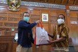 20.000 paket sembako dari Presiden dikirim ke Solo