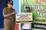 50.128 Kepala Keluarga di Inhil terima Bantuan Sosial Tunai