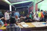 78 warga Agam diamankan Tim GTP2C karena duduk santai di warung saat PSBB
