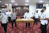 Pemprov Lampung akan tindak tegas usaha ritel pelanggar protokol kesehatan