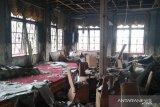 Aula rumah dinas Ketua DPRD Riau dilalap si jago merah