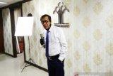 Menkumham Yasonna Laoly serahkan SK badan hukum Partai Gelora