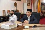 Gubernur NTB memaparkan potensi Mandalika dihadapan jajaran UI