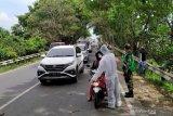 Polda Jabar larang mudik lokal di wilayah Bandung Raya