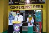 16 kasus baru positif COVID-19 di Gorontalo sehingga totalnya mencapai 44 orang