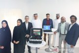 Perusahaan UAE mengembangkan alat tes cepat COVID-19 berteknologi laser