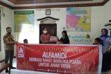 Alfamidi salurkan bantuan ke masyarakat terdampak COVID-19 di Sulut