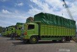 Angkutan logistik dikecualikan dalam penerapan pengetatan orang masuk Kalteng