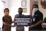 Bandara Sam Ratulangi Manado bantu UMKM terdampak COVID-19