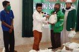 Tukang ojek minta kompensasi selama PSBB di Palembang