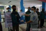 Jasa Raharja Riau salurkan bantuan kemanusian sembako dan APD untuk menghadapi pandemi COVID-19