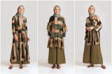 Koleksi busana Lebaran fesyen KAMI terinspirasi teknik quilting Korea