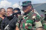 Presiden Joko Widodo lantik Laksamana TNI Yudo Margono sebagai KSAL