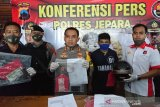 Pembunuhan gadis di Jepara berawal dari pencurian sepeda motor