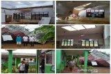 Angin kencang hantam satu sekolah di Tapanuli Selatan