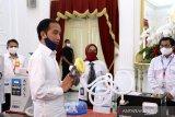 Presiden Jokowi minta perhatian khusus pada tingginya kasus COVID-19 di Jatim