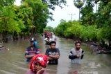 Pemkab sediakan dapur umum bagi 44 KK terdampak banjir di Sumba Timur