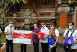 Warga NTT di Bali dapat bantuan ribuan paket sembako dari BUMN