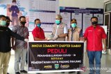 Innova Community Chapter Sumbar peduli masyarakat Padang Panjang