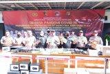 Polres Lampung Selatan ungkap kasus puluhan kilogram sabu
