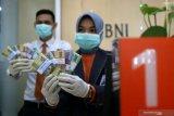 Karyawan BNI sisihkan THR Rp130,2 miliar bantu penanganan COVID-19