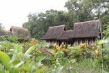 Paviliun Hutan Wanagama tempat karantina pasien reaktif COVID-19