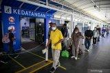 293 pekerja migran Indonesia pulang melalui Batam jalani karantina di rumah susun