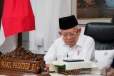 Wapres Ma'ruf Amin harap Indonesia-Singapura dorong stabilitas ekonomi global