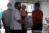 Baresos Kartini salurkan bantuan kebutuhan dasar disabilitas