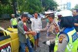 Dinas Perhubungan Palembang tambah pos cek poin maksimalkan PSBB