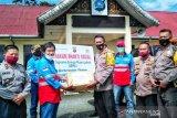 PT SEML gandeng Polres Solok Selatan salurkan bantuan sembako