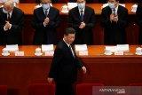 Gedung Putih sebut Trump belum hapus sanksi terhadap pejabat China