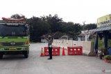 Polres Mesuji pantau kendaraan masuk-keluar exit toll Simpang Pematang