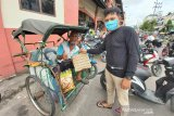 Smansa 09 Sampit berbagi untuk sesama di masa pandemi COVID-19