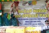 TP PKK Kaltara Gelar Pasar Murah