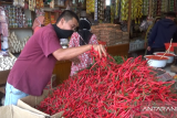 Harga kebutuhan pokok di Padang relatif stabil dua hari jelang Lebaran (Video)