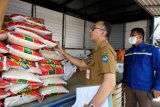 Pemkab salurkan bantuan sembako ke warga usai PSBB Gowa